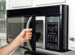 Healthy Living Tip: Stand Far From Your Microwave