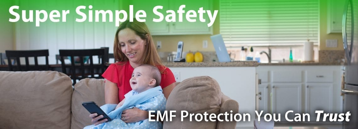 Super Simple EMF Protection You Can Trust from SYB