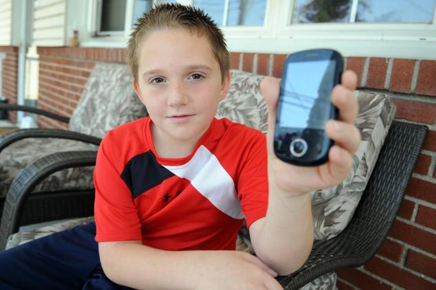 The average age for kids to get their first smartphone is now just 10.3 years.