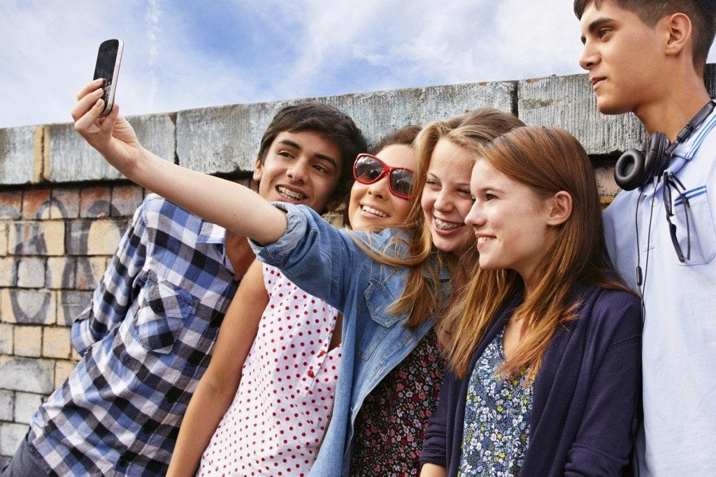 cell phones and memory in Swiss teens